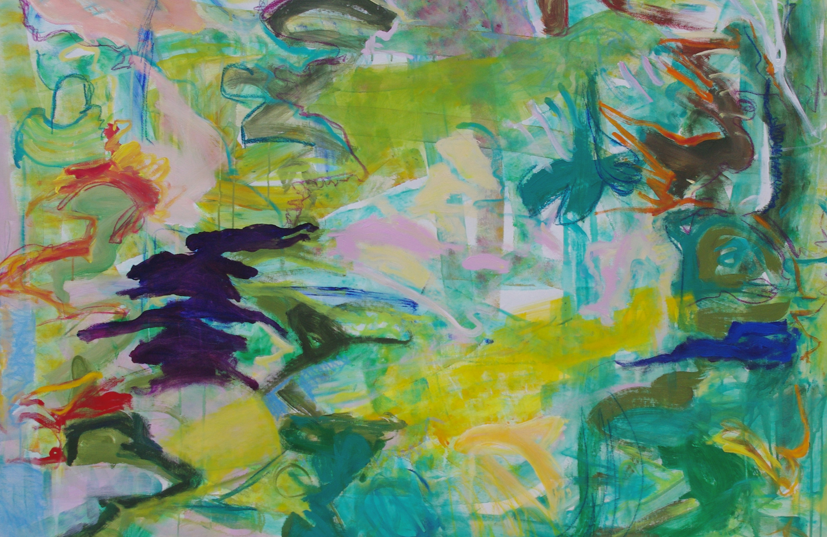 The Nature 150x165cm