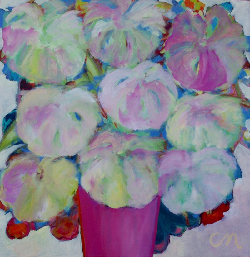 """""""Primavera Divina""""  73x70 cm"""